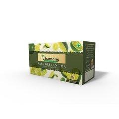 CHAMONG EARL GREY ENIGMA BLACK TEA BAGS