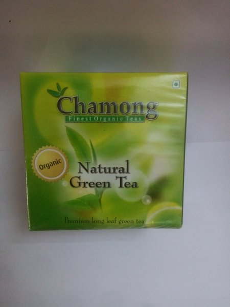 CHAMONG GREEN TEA 100GM