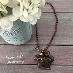 If the Crown Fits Necklace