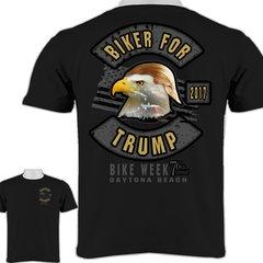 Bike Week Daytona Beach 2017 Biker For Trump 007