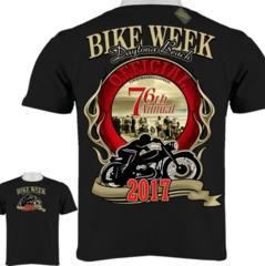 T-Shirt Madness Official Daytona Beach Bike Week Screen Printed T-Shirt 0079