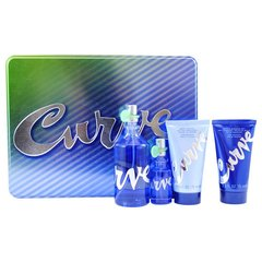 LIZ CLAIBORNE Curve 3.4 oz EDT 5 Piece Gift Set for woman