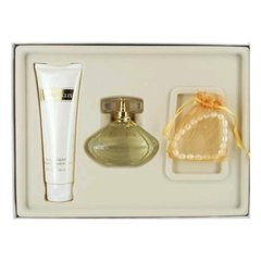 Perry Ellis 3.5 oz EDP 3 Piece Gift Set for woman