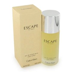 CALVIN KLEIN Escape 3.4 oz for men