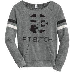 FB Logo - Fit Bitch Maniac Sweatshirt