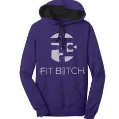 FB Logo - Fit Bitch Concert Hoodie
