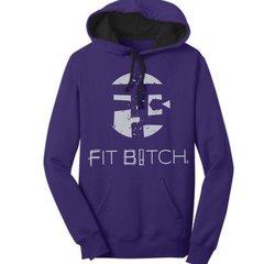 Fit Bitch Concert Hoodie