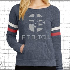 Fit Bitch Maniac Sweatshirt - Original Logo
