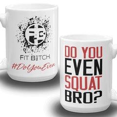Mug - Squat