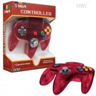 N64 Controller (Clear-Watermelon)-CIRKA