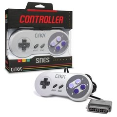 "CirKa ""S91"" Premium Controller for SNES"