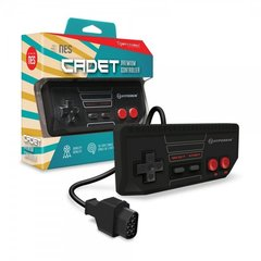 """Cadet"" Premium Controller for NES (Black)"