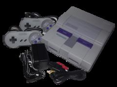 Super Nintendo SNES System