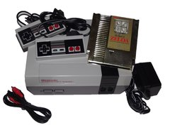 Nintendo NES System with The Legend of Zelda