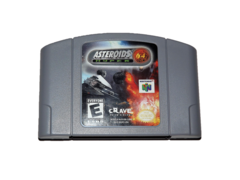 Astroids Hyper 64