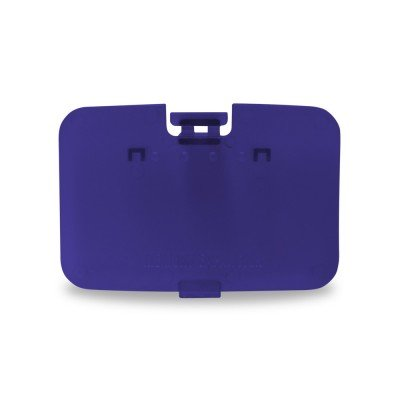 Grape Purple Nintendo 64 N64 Replacement Memory Expansion Cover