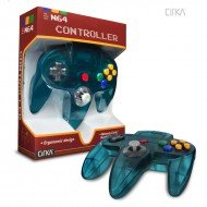 N64 Controller (Clear-Turquoise)-CIRKA