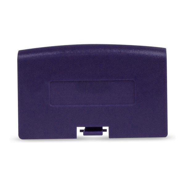 Indigo/Purple Game Boy Advance Battery Cover