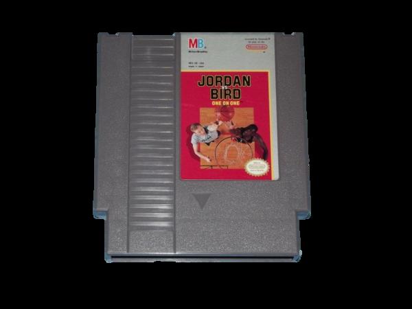 Jordan vs Bird: One on One