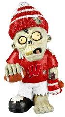 Wisconsin Badgers Team Zombie Figurine NCAA