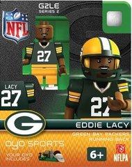 Green Bay Packers Eddie Lacy OYO Figure Gen 2 Series 2