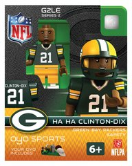 Green Bay Packers HAHA Clinton Dix OYO Figure Gen 2 Series 2