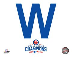 Chicago Cubs 2016 World Series Champions Canvas(TN039)
