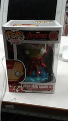 FUNKO POP MARVEL AVENGERS IRON MAN MASK VINYL 66
