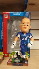 Chicago Bears Brian Urlacher Pro Bowl Bobblehead