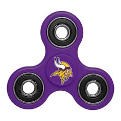 MINNESOTA VIKINGS NFL THREE WAY TEAM FIDGET SPINNER