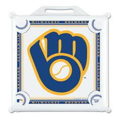 Milwaukee Brewers MLB Seat Cushion Retro