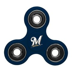 MILWAUKEE BREWERS MLB THREE WAY TEAM FIDGET SPINNER MORE IN JUNE 14TH