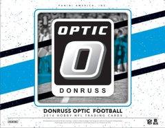 2016 Panini Donruss Optic Football Hobby Factory Sealed Box