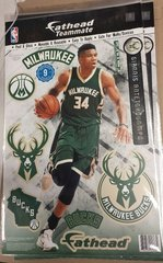 Milwaukee Bucks Giannis Antetokounmpo Fathead Teammate