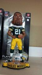 Green Bay Packers Super Bowl XLV Champions Bobblehead Charles Woodson