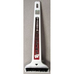 Wisconsin Badgers Heavy Duty Ice Scraper