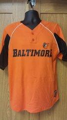 Baltimore Orioles Cal Ripken Jr Cooperstown Vintage Jersey MLB
