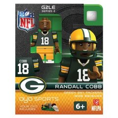 Green Bay Packers Randall Cobb OYO Figure Gen 2 Series 2