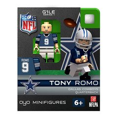 Dallas Cowboys Tony Romo OYO Figure