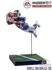 Odell Beckham Jr. MCFARLANE NFL MADDEN 17 ULTIMATE TEAM SERIES 1 ACTION FIGURE
