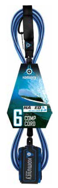 Komunity Project Naked Trip-Swiv Surfboard Leash KPNT001