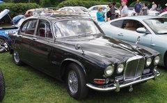 Jaguar 420 Sedan 1966 1967 1968