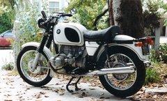 BMW R50/5 R60/5 R75/5 1970 - 1971