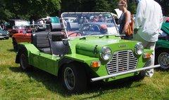 Mini 1964 1965 1966 1967. Mini Moke