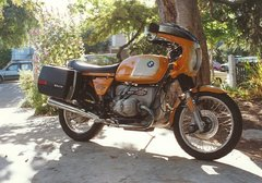 BMW R60/6 R75/6 R90/6 1975 - 1976