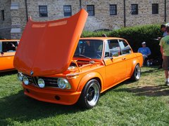 1972 1973 BMW 2002, 2002ti & 2002tii