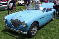 1956 1957 1958 1959 Austin Healey 100-6 BN4 BN6