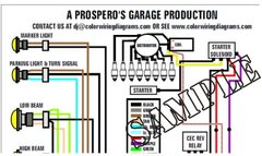 porsche 356c wiring diagram porsche image wiring porsche 356 912 924 928 prospero s garage on porsche 356c wiring diagram