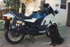 BMW K100 K100RS K100RT K100LT 1988 - 1989