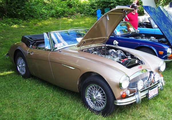 1964 1965 1966 1967 1968 austin healey ah3000 mk iii bj8. Black Bedroom Furniture Sets. Home Design Ideas
